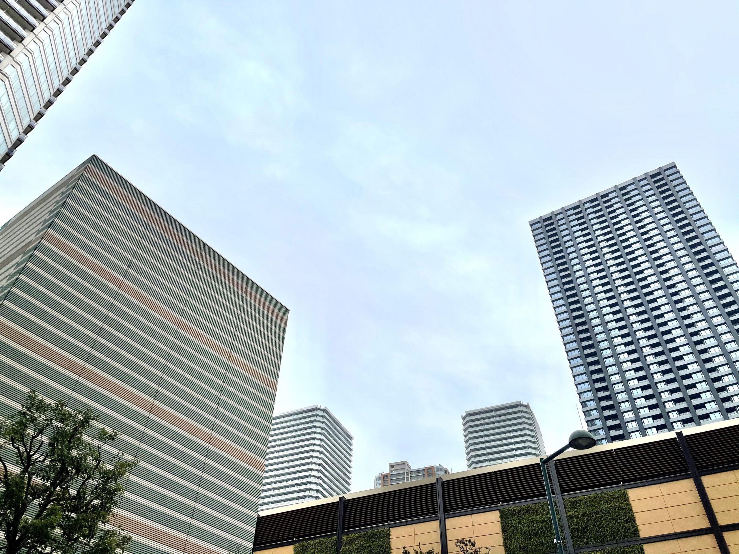 武蔵小杉タワーマンション